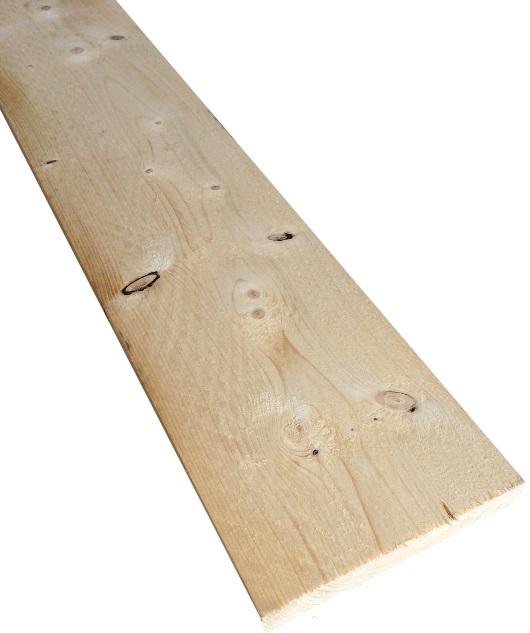 Blank steigerhout