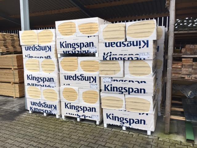 Pakaanbiedingen Kingspan PIR platen