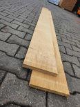 Eiken plank fijn bezaagd 20x200x3000