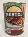 Restol Houtolie Zijdeglans 1L Bruin