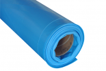 Dampremmende folie 25x4m blauw