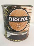 Restol Mat Grijs 0,75 liter