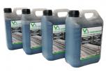 Voordeelverpakking Impregneervloeistof zwart 4x2,5 liter