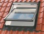 Velux tuimelraam 134x140 wit GGU UK08