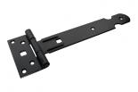 Kruisheng licht 200mm zwart