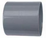 PVC lijmmof 125mm m/m