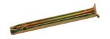 Spanhulzen gehard / verzinkt 6.0x60mm 200st.