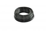 VD draad 1,5 mm zwart 100 meter