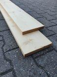 Steigerplank gedroogd en geschaafd 27x190x5000 mm