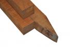 Hardhouten paal 60x60x2750 mm