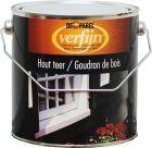 Verfijn zwarte teer 0,75 liter